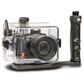 Ikelite Underwater Housing for Canon SX110, SX120