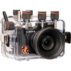 Ikelite Underwater Housing for Panasonic DMC-LX5, Leica D-LUX 5