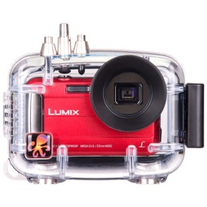 Ikelite  Underwater Housing for Panasonic TS25, TS30, FT25, FT30