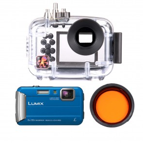 Ikelite  Underwater Housing AND Panasonic TS30 Camera