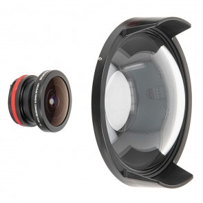 Ikelite Dome Port for Olympus FCON-T02 Kit