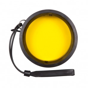 Ikelite - Yellow (Barrier) Filter 3.6""