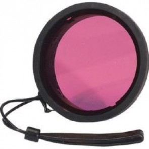 """Ikelite - Green water Pink Filter UR/Pro 2.2"""" (55mm)"""