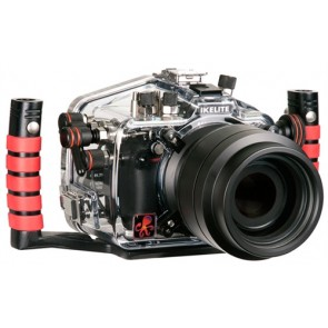 Ikelite Underwater DSLR Housing for Nikon D7100 with a 18-105mm Lens Port