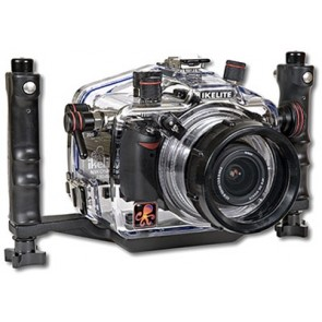 Ikelite  Underwater DSLR Housing for Nikon D40