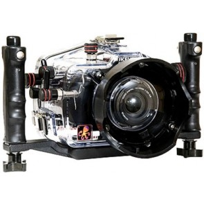 Ikelite  Underwater DSLR Housing for Olympus E510, E520