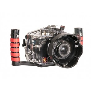 Ikelite Underwater DSLR Housing for Canon T4i (650D) / T5i (700D) with a 18-55mm Lens Port