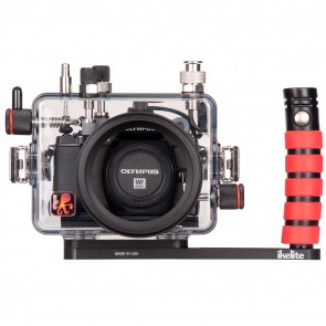 Ikelite  Underwater  Housing for Olympus OM-D E-M5