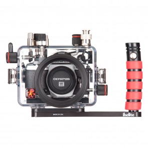Ikelite  Underwater  Housing for Olympus OM-D E-M5 Mark II