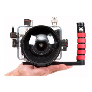 Ikelite DSLR Underwater DSLR Housing for Canon EOS 100D / SL1