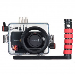 Ikelite  Underwater  Housing for Blackmagic Pocket Cinema