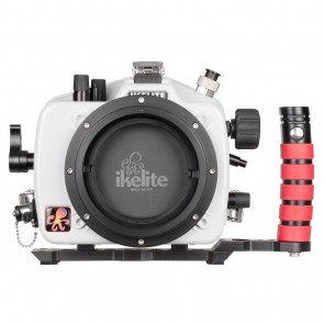 Ikelite DL Port Mount Underwater DSLR Housing for Canon EOS 800D Rebel T7i, Kiss X9i