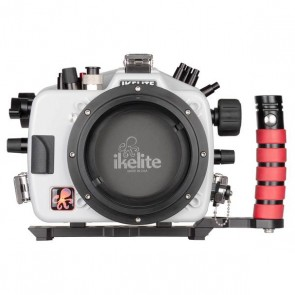 Ikelite 50ft DL Port Mount Underwater DSLR Housing for Nikon D500
