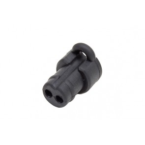 Inon - Double Hole Rubber Connector for Fiber Optic Cable