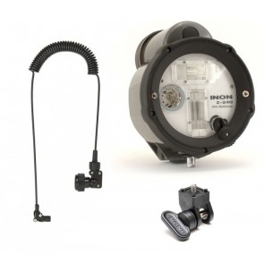 INON Z-240 w/Cable Underwater Strobe Flash