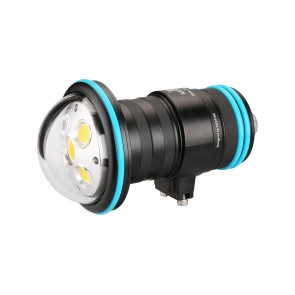Open Box - Kraken Solar Flare (10000 Lumens) Underwater Video Light