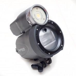 I-torch Symbiosis SS-1 Video Light and Underwater Strobe Flash