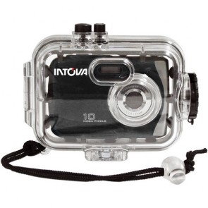 Intova SPORT 10K Underwater Housing AND Intova SPORT 10K Camera