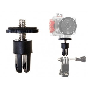 Intova - Tripod Mount Adapter (allow use of GoPro mounts)