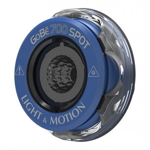 Light and Motion - GoBe 500 Spot Head (blue)