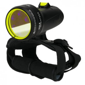 Light and Motion SOLA Nightsea Black- 850-0213-B (3000mW Lumens) Underwater Dive Light