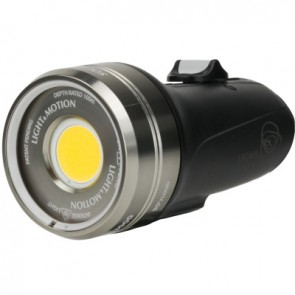 Light and Motion SOLA Video 3000 F FC Black (3000 Lumens) Underwater Video Light