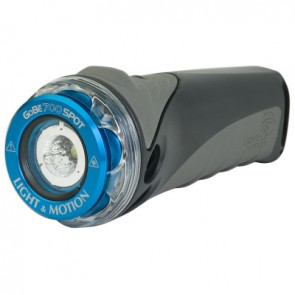 Light and Motion GoBe S 700 Spot- 856-0599-A (700 Lumens) Underwater Dive Light
