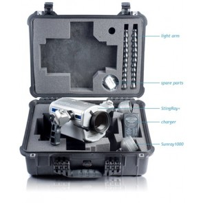 Light & Motion Video Housing Travel Case