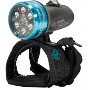 Light and Motion SOLA Dive 1200- 850-0144 (1200 Lumens) Underwater Dive Light