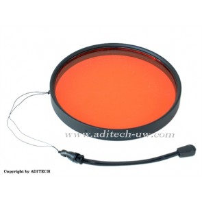 Mangrove - Red Filter for 117mm front port