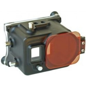 10Bar Action Cam Underwater Video Housing For GoPro HD Hero3+ Camcorder