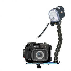 Fantasea FG15 Underwater Housing for Canon G15 w/YS-01 Strobe