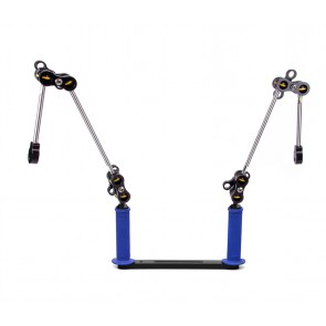 Mozaik - Uni-Tray Dual Ball Mount Tray/Arm Package - Fits all housings