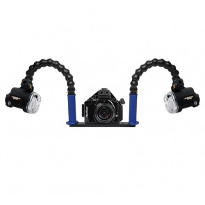 Nauticam NA-OMD Underwater Housing for Olympus OM-D EM-5 w/Dual Sea & Sea YS-01 Strobe