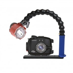 Fantasea FRX100 III Underwater Housing for Sony RX100 III w/Inon S-2000