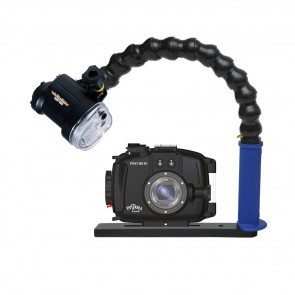 Fantasea FRX100 III Underwater Housing for Sony RX100 III w/Sea & Sea YS-01