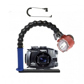 Fantasea FRX100VA Underwater Housing for Sony RX100 III / IV / V / VA w/Inon S-2000 Strobe