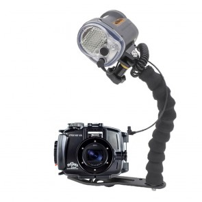 Fantasea FRX100VA Underwater Housing for Sony RX100 III / IV / V / VA w/YS-03 Solis Strobe