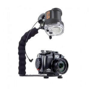 Fantasea FRX100VI Underwater Housing for Sony RX100 VII / VI w/Sea & Sea YS-03 Solis