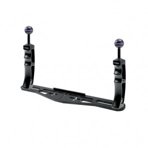 i-Das - Dual Tray with Ball Mount Grips