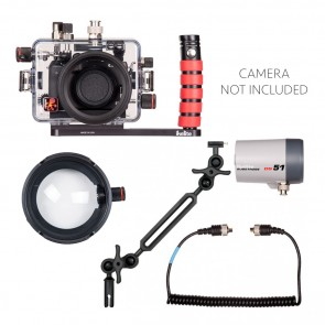 Ikelite  Underwater Housing for Canon EOS M3 w/Ikelite DS-51
