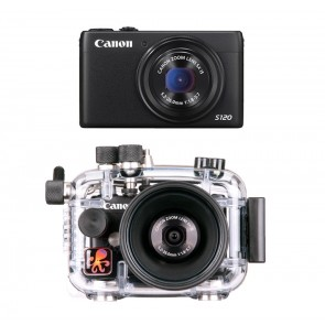 Ikelite  Underwater Housing AND Canon S120 Camera
