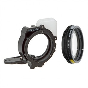 Inon Macro Lens Kit for Canon S110 in WP-DC47 Housing