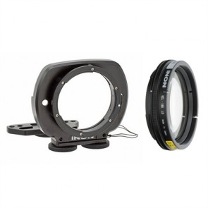 Inon Macro Lens Kit for Canon G16 in WP-DC52 Housing
