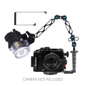 Nauticam NA-A6000 Underwater Housing for Sony A6000 w/Sea & Sea YS-D2