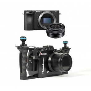 Sony A6500 With 16-50mm Lens AND Nauticam Underwater Housing Bundle