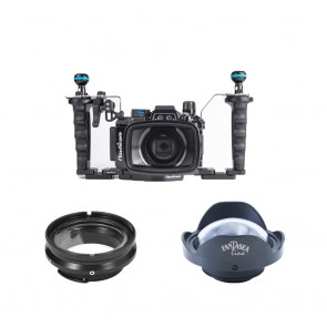 Mozaik NA-RX100VI Underwater Housing for Sony RX100 VI