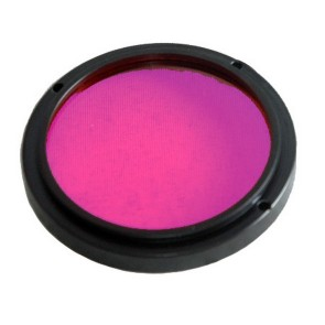 Mozaik - Magenta Filter for 67mm Thread