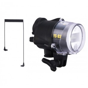 Sea and Sea YS-D2 w/cable Underwater Strobe Flash