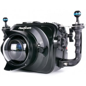 Nauticam NA-BMCC Underwater DSLR Housing for Blackmagic Cinema